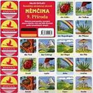 Najdi dvojici - Němčina - 9. Příroda [HRA]
